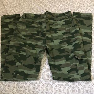 Justice Bottoms - Justice Camo Jeans